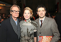 Bill Nighy, Rosalind Pike and Tom Chambers