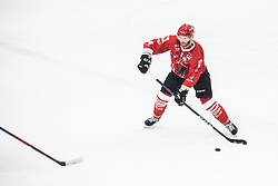 TAVZELJ Andrej during the match between HDD Jesenice vs HK SZ Olimpia at 16th International Summer Hockey League Bled 2019 on 24th August 2019. Photo by Peter Podobnik / Sportida