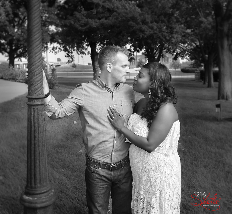 Fred & Kolo | Engagement Album - Kansas City Engagement Session | 1216 Studio New Orleans Wedding Photography 2013