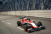 September 18-21, 2014 : Singapore Formula One Grand Prix - Max Chilton (GBR) Marussia F1