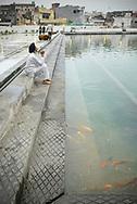 Bibeksar, one of Amritsar's five sarovars (sacred pools).