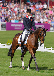 GB Silver Medallist William Fox-Pitt is one of two riders chasing the Rolex Grand Slam at Mitsubishi Motors Badminton Horse Trials, Friday May 3rd 2013, UK. Photo by: Nico Morgan / i-Images