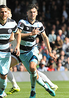 Football - 2016 /2017 Championship - Fulham vs Queens Park Rangers<br /> <br /> Grant Hall of QPR at Craven Cottage<br /> <br /> Credit : Colorsport / Andrew Cowie