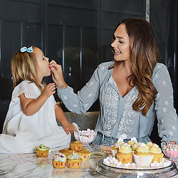 "Tamara Ecclestone releases a photo on Instagram with the following caption: ""A special bond like no other, mother \u0026 daughter. As much as I try to inspire my daughter, Fifi, she always inspires me too! My latest project, @fifiandfriendsofficial proves just how much! #FifiandFriends #MyFifi"". Photo Credit: Instagram *** No USA Distribution *** For Editorial Use Only *** Not to be Published in Books or Photo Books ***  Please note: Fees charged by the agency are for the agency's services only, and do not, nor are they intended to, convey to the user any ownership of Copyright or License in the material. The agency does not claim any ownership including but not limited to Copyright or License in the attached material. By publishing this material you expressly agree to indemnify and to hold the agency and its directors, shareholders and employees harmless from any loss, claims, damages, demands, expenses (including legal fees), or any causes of action or allegation against the agency arising out of or connected in any way with publication of the material."