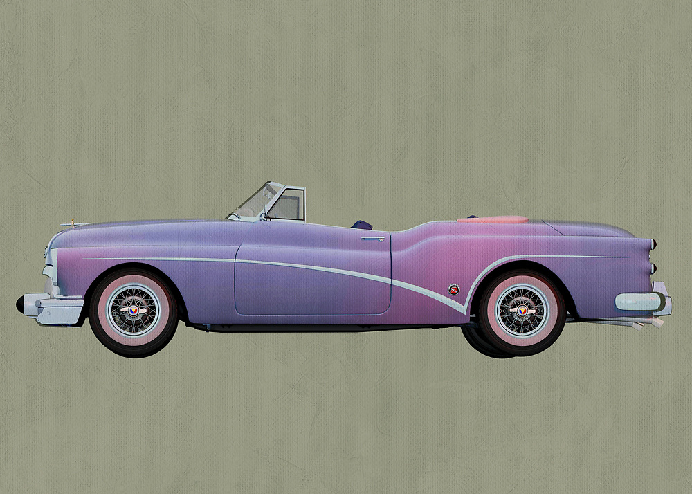 Buick Skylark Convertible<br />