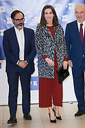012919 Queen Letizia attends an ordinary meeting of the Fundeu BBVA Advisory Board