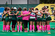 The field hockey game between the New Hampshire Wildcats and the Vermont Catamounts at Moulton/Winder field on Sunday afternoon October 2, 2016 in Burlington, Vermont. (BRIAN JERKINS/for the FREE PRESS)