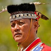 Zhou Tribesman, maya village, Ming Chuan, Namasiya Township, Kaoshiung County, Taiwan
