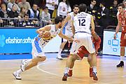 DESCRIZIONE : Milano Lega A 2014-15  EA7 Emporio Armani Milano vs Vagoli Basket Cremona<br /> GIOCATORE : Vitali Luca<br /> CATEGORIA : Controcampo Palleggio Blocco<br /> SQUADRA : Vagoli Basket Cremona<br /> EVENTO : Campionato Lega A 2014-2015<br /> GARA : EA7 Emporio Armani Milano vs Vagoli Basket Cremona<br /> DATA : 25/01/2015<br /> SPORT : Pallacanestro <br /> AUTORE : Agenzia Ciamillo-Castoria/I.Mancini<br /> Galleria : Lega Basket A 2014-2015  <br /> Fotonotizia : Cantù Lega A 2014-2015 Pallacanestro : EA7 Emporio Armani Milano vs Vagoli Basket Cremona<br /> Predefinita :