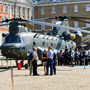 RAF100 London tour at St James Palace, London, UK