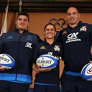 20170123 Rugby : Presentazione 6 nazioni 2017