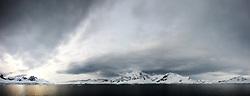 Panorama Antarctica, Paradise Bay