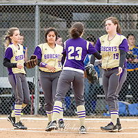 03-07-16 Berryville Softball vs. Bergman
