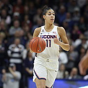 STORRS, CONNECTICUT- NOVEMBER 17: Kia Nurse #11 of the UConn Huskies in action during the UConn Huskies Vs Baylor Bears NCAA Women's Basketball game at Gampel Pavilion, on November 17th, 2016 in Storrs, Connecticut. (Photo by Tim Clayton/Corbis via Getty Images)