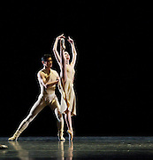 Asphodel Meadows<br /> Choreography by Liam Scarlett <br /> <br /> The Royal Ballet Triple Bill at The Royal Opera House, London, Great Britain <br /> <br /> General rehearsal <br /> 18th November 2011 <br /> <br /> Soloists : Robert Clarke &amp; Kate Shipway<br /> <br /> <br /> Photograph by Elliott Franks