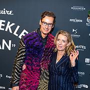 NLD/Amsterdam/20191114 - Uitreiking Esquires Best Geklede Man 2019,<br /> , Splinter Chabot