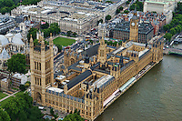 Houses of Parliament / Westminster Palace (color)