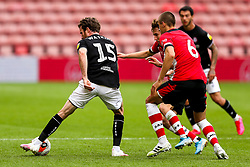 Marley Watkins of Bristol City during a friendly match before the Premier League and Championship resume after the Covid-19 mid-season disruption - Rogan/JMP - 12/06/2020 - FOOTBALL - St Mary's Stadium, England - Southampton v Bristol City - Friendly.