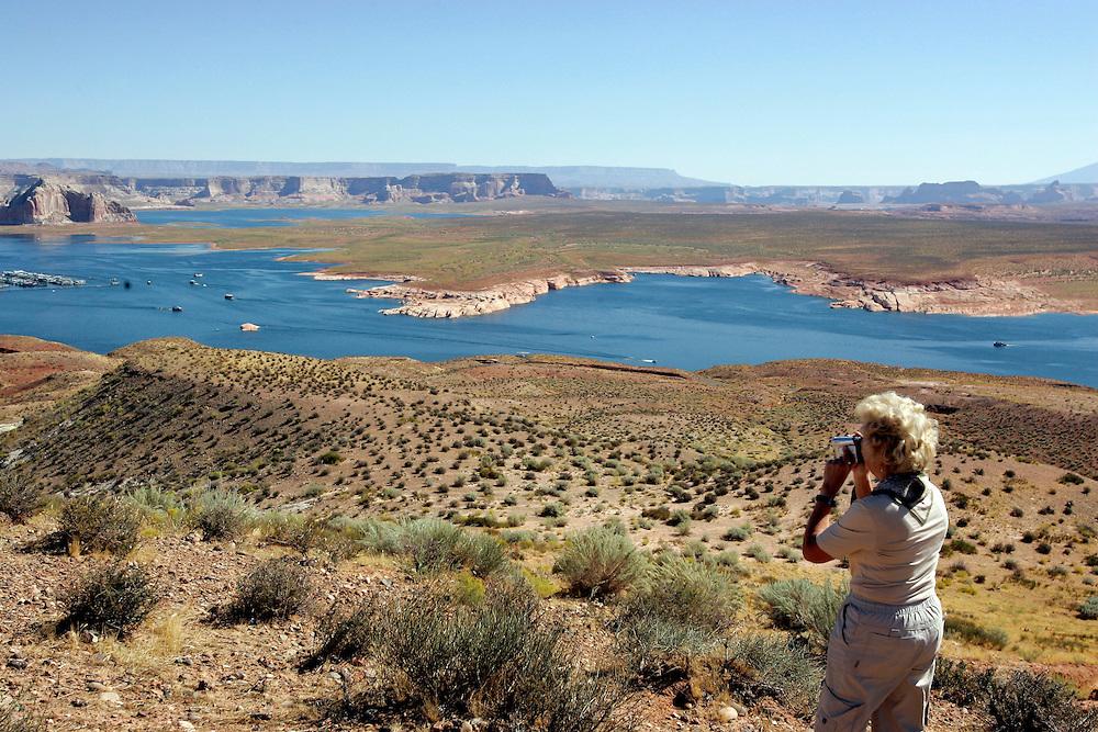 US-PAGE: Lake Powell.  PHOTO: GERRIT DE HEUS