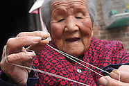 China: Healthy Centenarian, 8 Oct. 2016