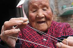 China: Healthy Centenarian, 8 Oct. 2016