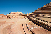The Second Wave at Coyote Buttes north area, part of the Paria Canyon-Vermilion Cliffs Wildlerness area.
