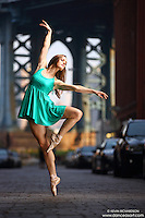Dance As Art  New York City Photography Dumbo Series with Jenna MacVicar