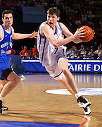 Francia 02/07/1999<br /> Campionati Europei di Basket Francia 1999<br /> Italia-Jugoslavia<br /> Gregor Fucka