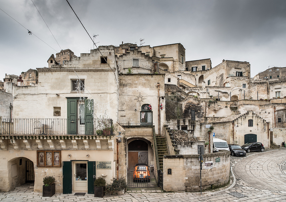 Already UNESCO world heritage site, recently named European Capital of Culture for 2019, Matera is a city in the Region of Basilicata in the south of Italy.