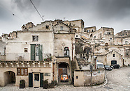 Matera, Italy. European Capital of Culture 2019.