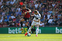 Football - 2018 / 2019 Premier League - AFC Bournemouth vs. Fulham<br /> <br /> Calum Chambers of Fulham and Bournemouth's Joshua King challenge for the ball during the Premier League match at the Vitality Stadium (Dean Court) Bournemouth  <br /> <br /> COLORSPORT/SHAUN BOGGUST