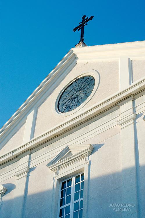 Facade of São Roque church