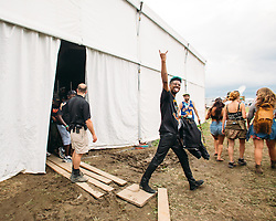 Danny Brown performs at The Bonnaroo Music and Arts Festival - 6/13/14
