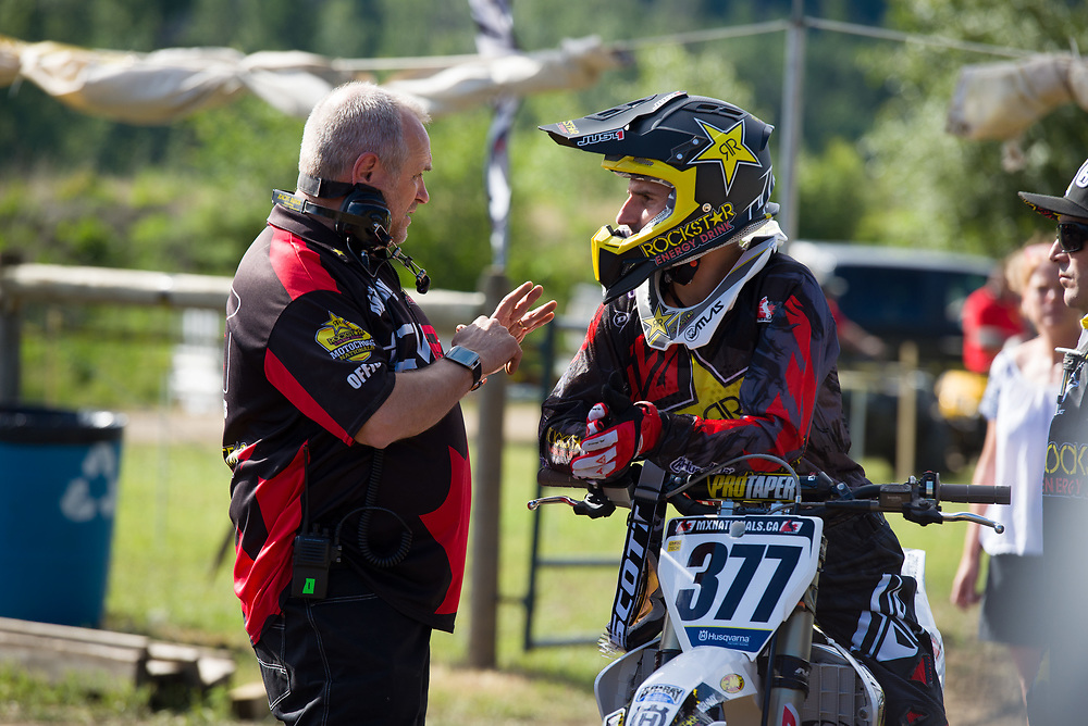2017 Rockstar Energy Canadian Motocross Nationals<br /> <br /> Whispering Pines Raceway<br /> Kamloops, BC<br /> June 4, 2017