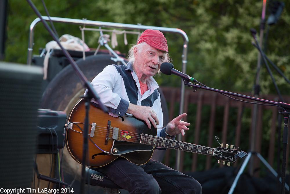 Michael Hurley at Huichica Music Festival 2014 held at Gunlach Bundschu Winery in Sonoma, CA. Photo © Tim LaBarge 2014