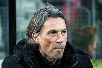ALKMAAR - 06-02-2016, AZ - Vitesse, AFAS Stadion, 1-0, Vitesse trainer coach Rob Maas