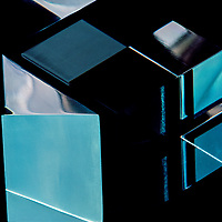 Plastic cubes