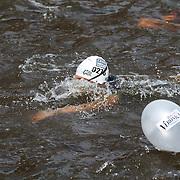NLD/Amsterdam/20150906 - Amsterdam City Swim 2015, nr. 276 Matthijs van der Spek