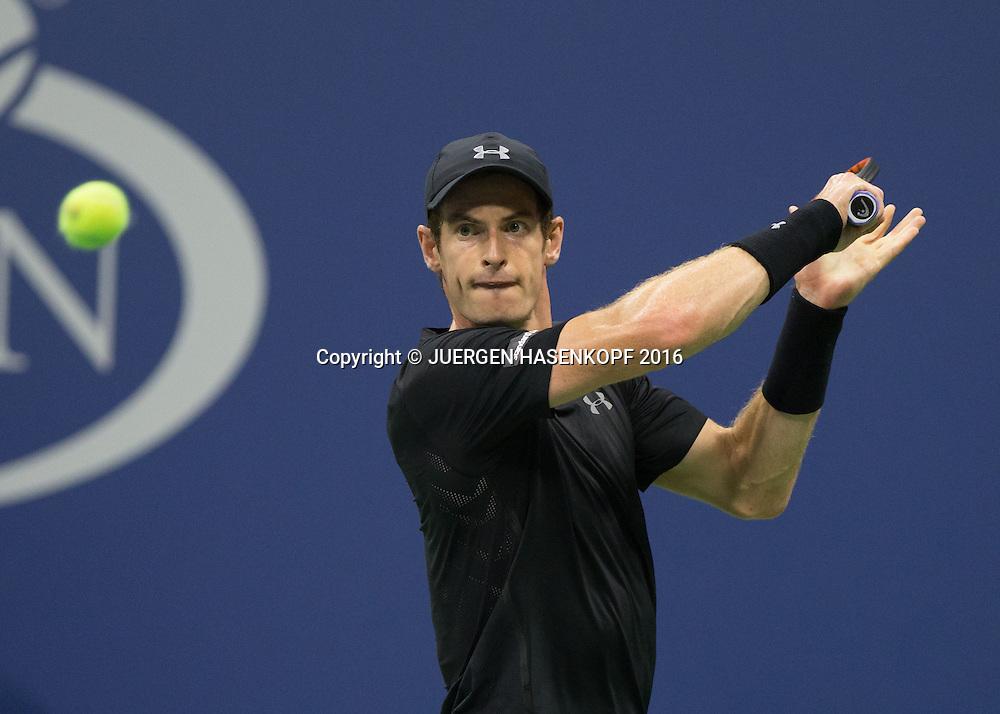 ANDY MURRAY (GBR)<br /> <br /> Tennis - US Open 2016 - Grand Slam ITF / ATP / WTA -  USTA Billie Jean King National Tennis Center - New York - New York - USA  - 5 September 2016.