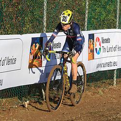 10-11-2019: Wielrennen: Europees Kampioenschap Veldrijden: Silvelle<br />Line Burquier