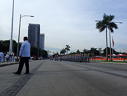 June 12, 2017 - Manila, Philippines - 119th Independence Day Celebration in Manila Philippines which was attended by Vice President Leni Robredo, PNP chief Ronald 'Bato' dela Rosa, PDIR Oscar Albayade, Mayor Joseph Estrada, among others. (Credit Image: © Sherbien Dacalanio/Pacific Press via ZUMA Wire)