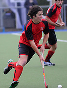 William Davidson in action for Canterbury during the National Under 21 Hockey Tournament - Day 1, 7 May 2011, Alexander McMillan Hockey Centre Dunedin, New Zealand. Photo: Richard Hood/photosport.co.nz