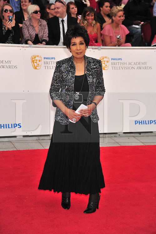 © licensed to London News Pictures. London, UK  22/05/11 Moira Stewart attends the BAFTA Television Awards at The Grosvenor Hotel in London . Please see special instructions for usage rates. Photo credit should read AlanRoxborough/LNP