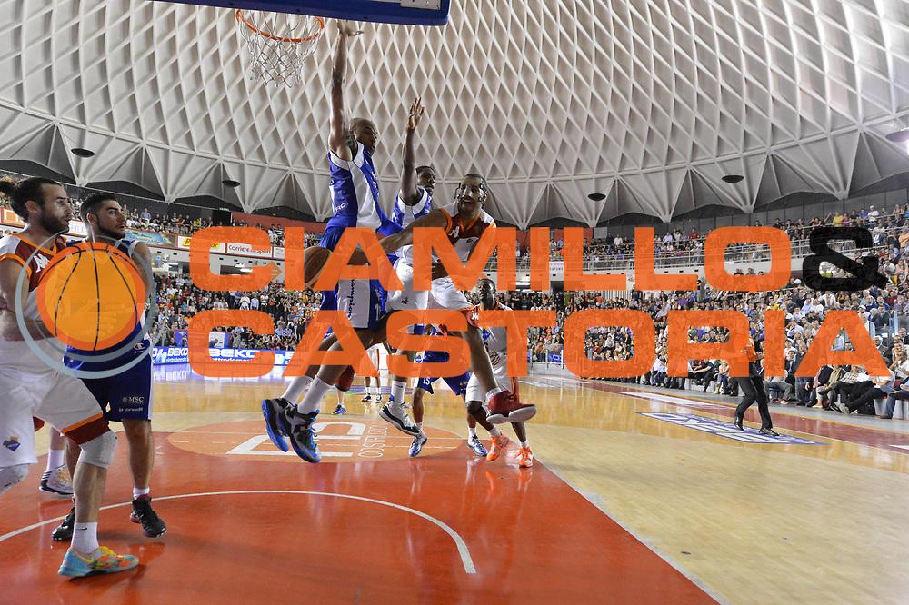 DESCRIZIONE : Roma Lega A 2012-2013 Acea Roma Lenovo Cant&ugrave; playoff semifinale gara 2<br /> GIOCATORE : Panoramica<br /> CATEGORIA : marketing<br /> SQUADRA : Acea Roma<br /> EVENTO : Campionato Lega A 2012-2013 playoff semifinale gara 2<br /> GARA : Acea Roma Lenovo Cant&ugrave;<br /> DATA : 27/05/2013<br /> SPORT : Pallacanestro <br /> AUTORE : Agenzia Ciamillo-Castoria/GiulioCiamillo<br /> Galleria : Lega Basket A 2012-2013  <br /> Fotonotizia : Roma Lega A 2012-2013 Acea Roma Lenovo Cant&ugrave; playoff semifinale gara 2<br /> Predefinita :