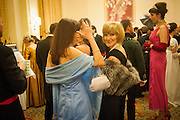 TATIANA BONDAR; LANA CHICHINA, THE ST PETERSBURG BALL in aid of the Children's Burns Trust. Landmark Hotel. London. 2 February 2013