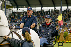 Brasseur Felix-Marie<br /> CHIO Aachen 2002<br /> Photo © Dirk Caremans