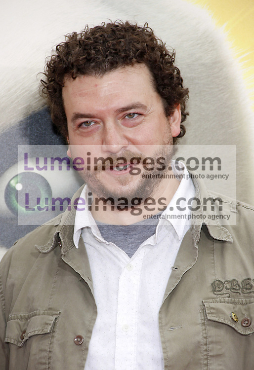 Danny McBride at the Los Angeles premiere of 'Kung Fu Panda 2' held at the Grauman's Chinese Theater in Hollywood, USA on May 22, 2011.