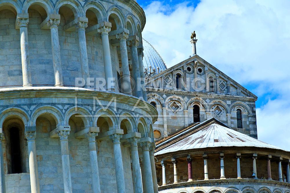 Leaning Tower of Pisa Pisa Italy Europe
