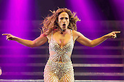 07.OCTOBER.2012. MADRID<br /> <br /> JENNIFER LOPEZ PERFORMS AT THE PALACIO DE LOS DEPORTES IN MADRID AS PART OF HER 'DANCE AGAIN WORLD TOUR'.<br /> <br /> <br /> BYLINE: EDBIMAGEARCHIVE.CO.UK<br /> <br /> *THIS IMAGE IS STRICTLY FOR UK NEWSPAPERS AND MAGAZINES ONLY*<br /> *FOR WORLD WIDE SALES AND WEB USE PLEASE CONTACT EDBIMAGEARCHIVE - 0208 954 5968*