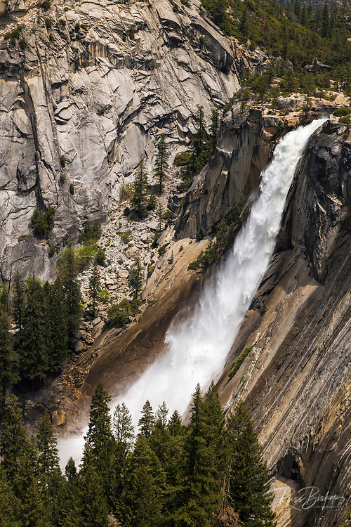 Nevada Fall, Yosemite National Park, California USA